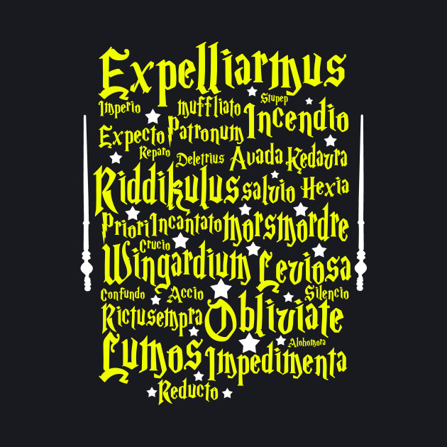 Expelliarmus-Harry Potter