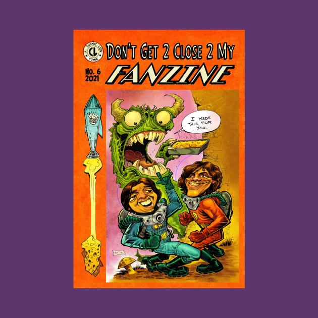 The Ween Zine #5 Cover