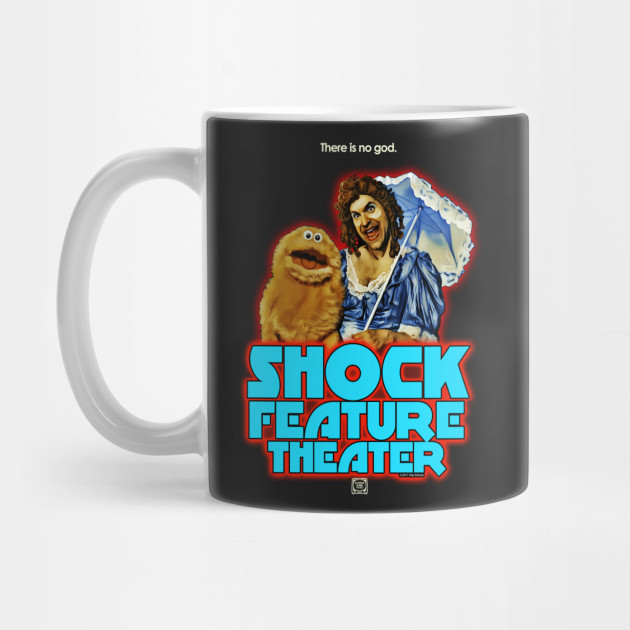 SHOCK FEATURE THEATER with Mini Coffee & Ookie