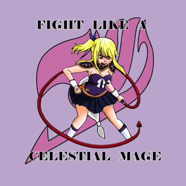 Fight Like A Celestial Mage