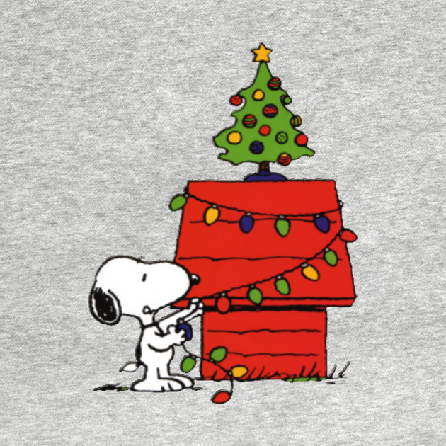 Snoopy Christmas Day