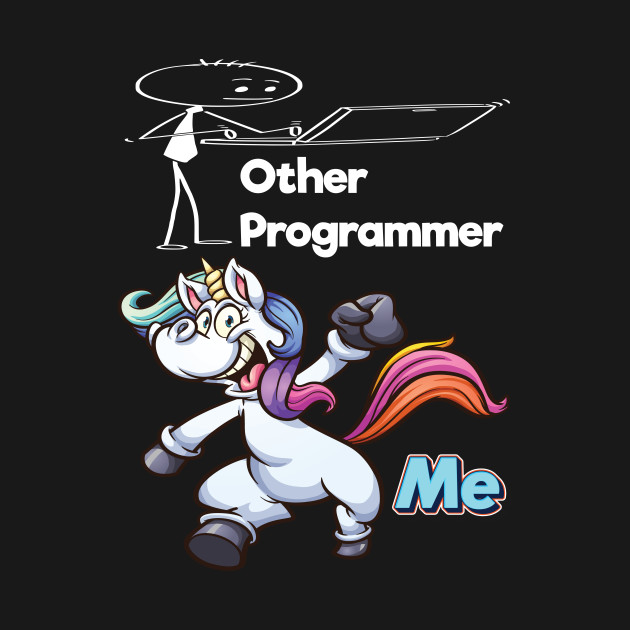 Other Programmer Unicorn Me