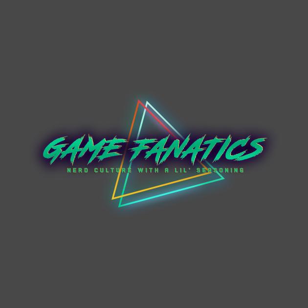 Game Fanatics - Nerd Culture Green