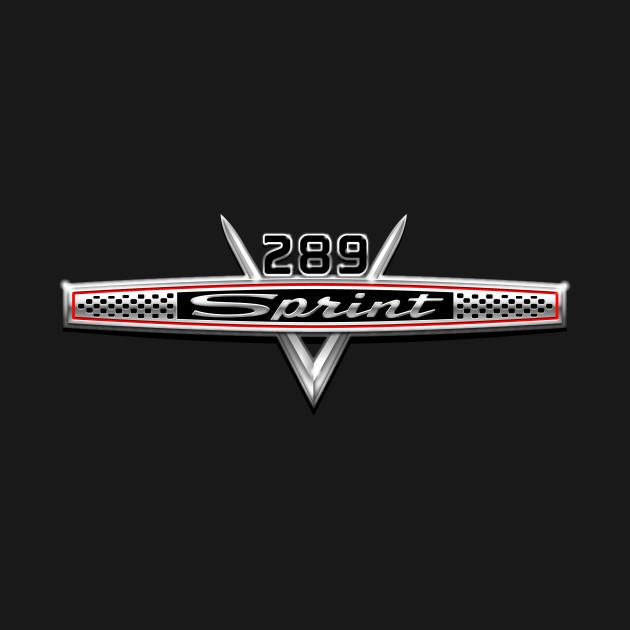 Falcon Sprint 289 Emblem