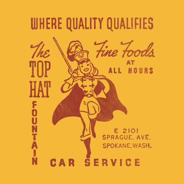 Top Hat Drive-In
