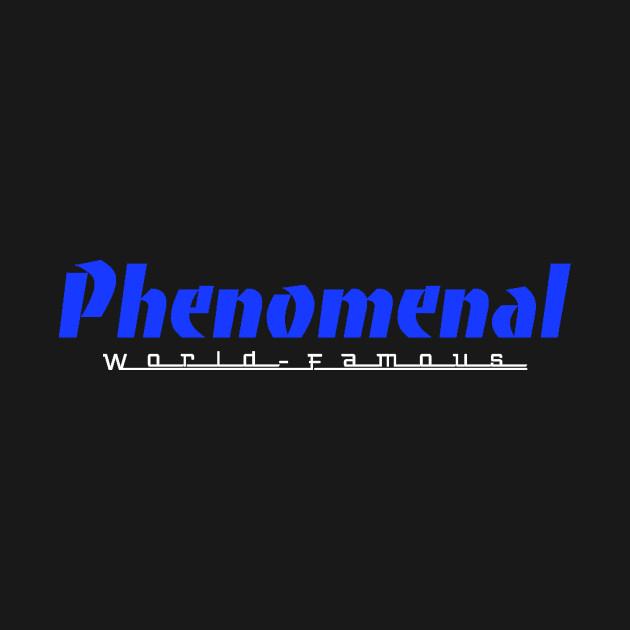 Phenomenal Magazine