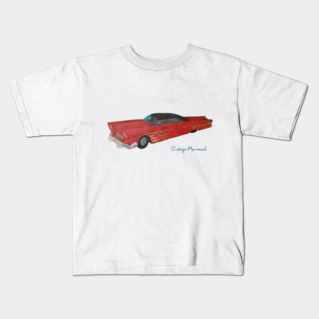 f89ebe944 Collection car 2 - Vintage Cars - Kids T-Shirt | TeePublic