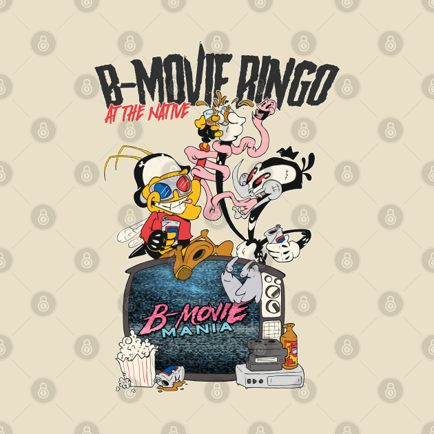B-Movie Bingo