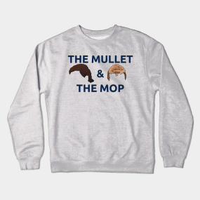 The Mullet and The Mop Crewneck Sweatshirt. by ForPucksSakePod.  38. Main  Tag Buffalo Sabres Crewneck Sweatshirts 199326c41