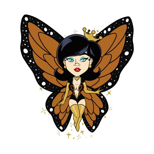 The Monarch Queen