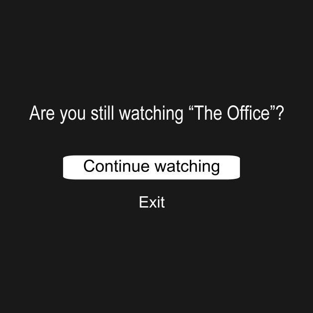 f6a2c4ca Are You Still Watching The Office? - Are You Still Watching - T ...