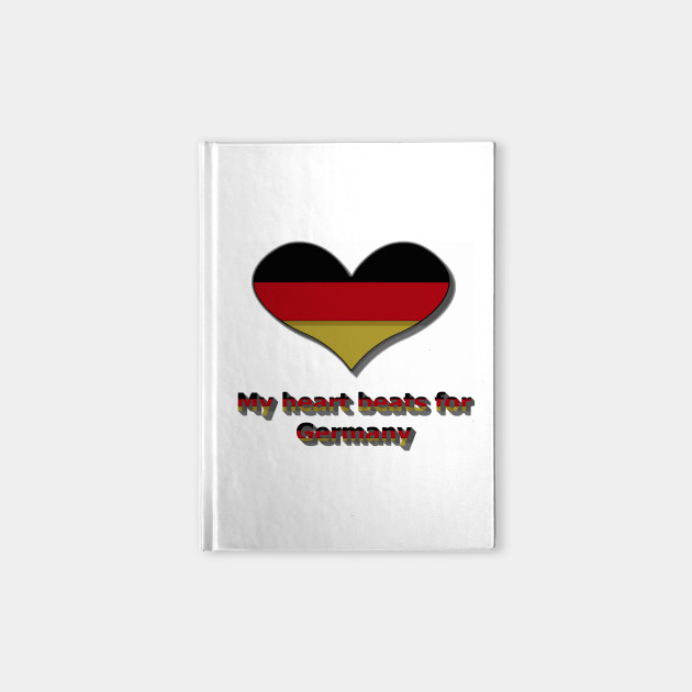 My heart beats for germany, germany flag, soccer