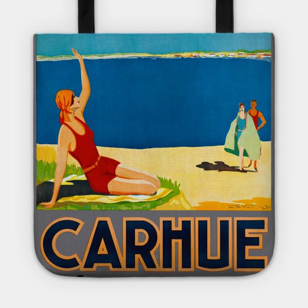 Woman Carhue