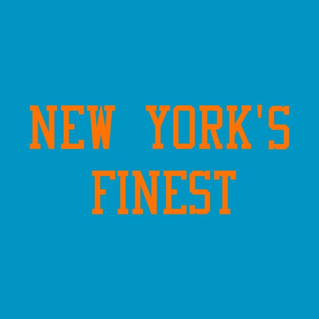 New York's Finest item