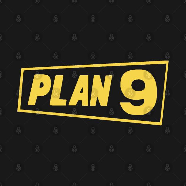 Plan 9 in yellow