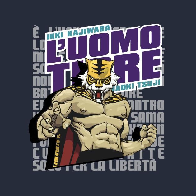L'Uomo Tigre Sigla