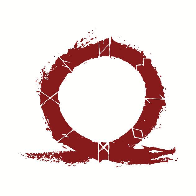 God of War - Vector Logo - God Of War - T-Shirt | TeePublic