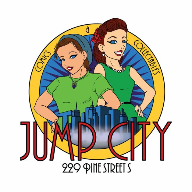 Jump City Comics!