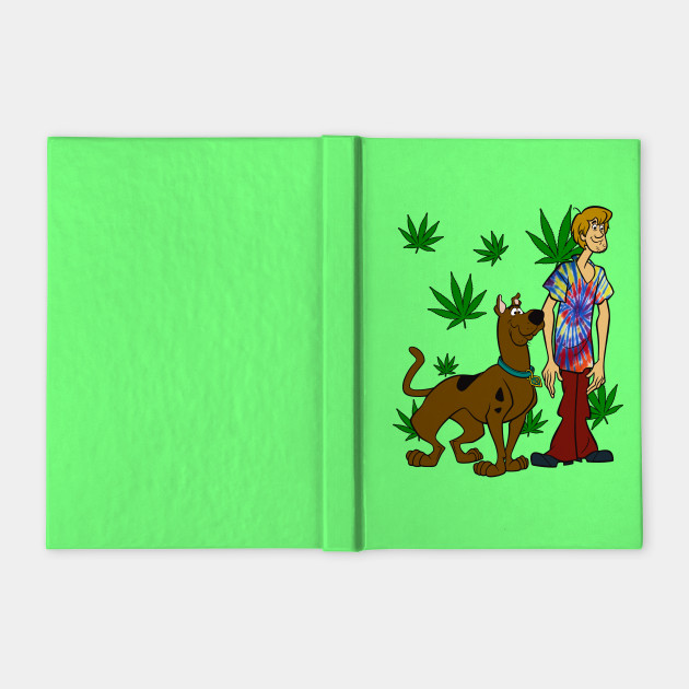 Scooby, Shaggy & The Weed