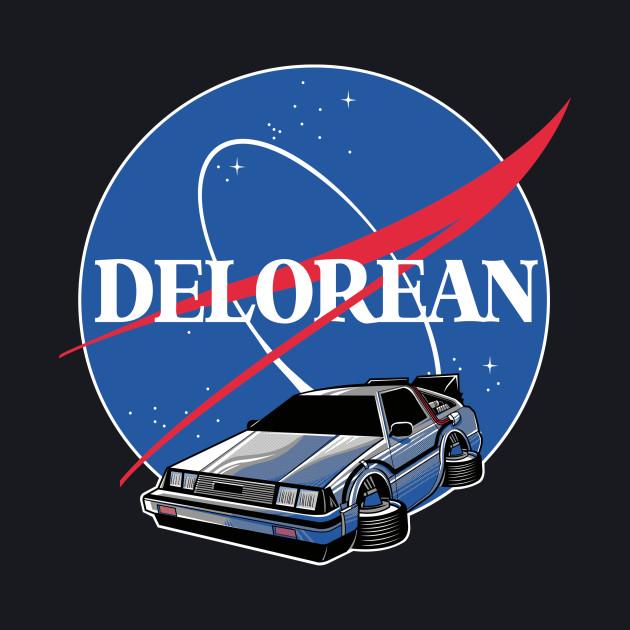 DELOREAN SPACE