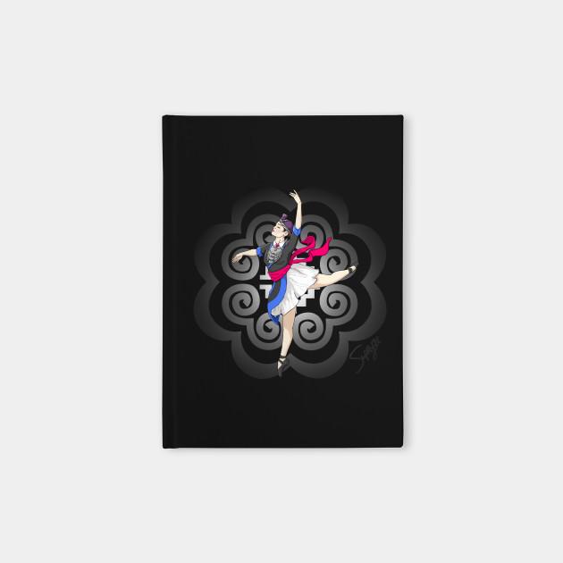 Hmong Girl Dancer Tee