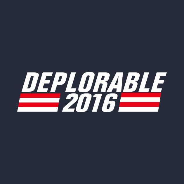 Deplorable 2016