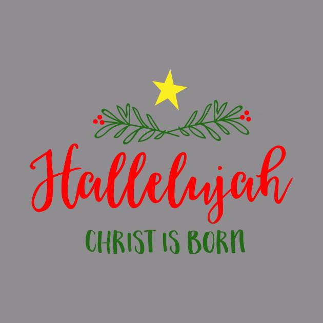 Christmas Hallelujah Christmas Hallelujah