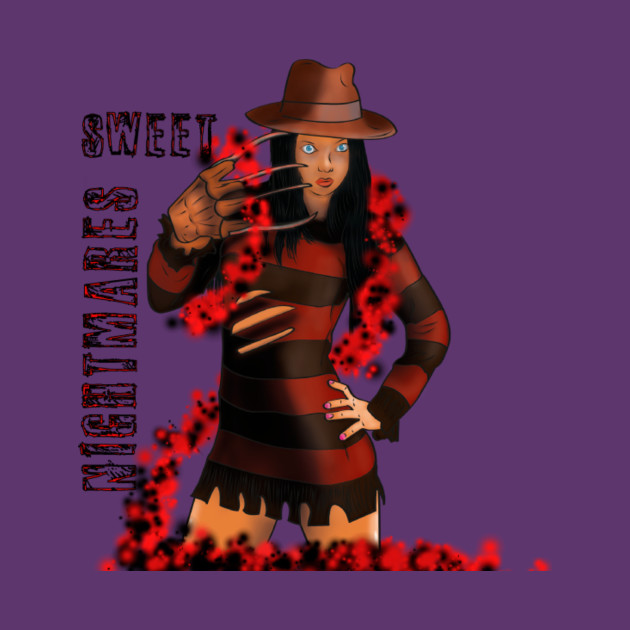 Freddy krueger Girl