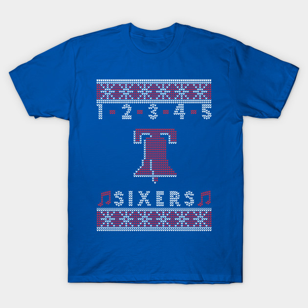 Ugly Sixers Xmas (blue)