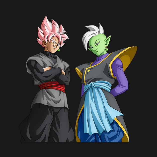 Goku Black And Zamasu - Zamasu - T-Shirt