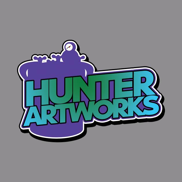 Hunter Artworks solid logo