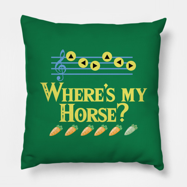 Where's My Horse?