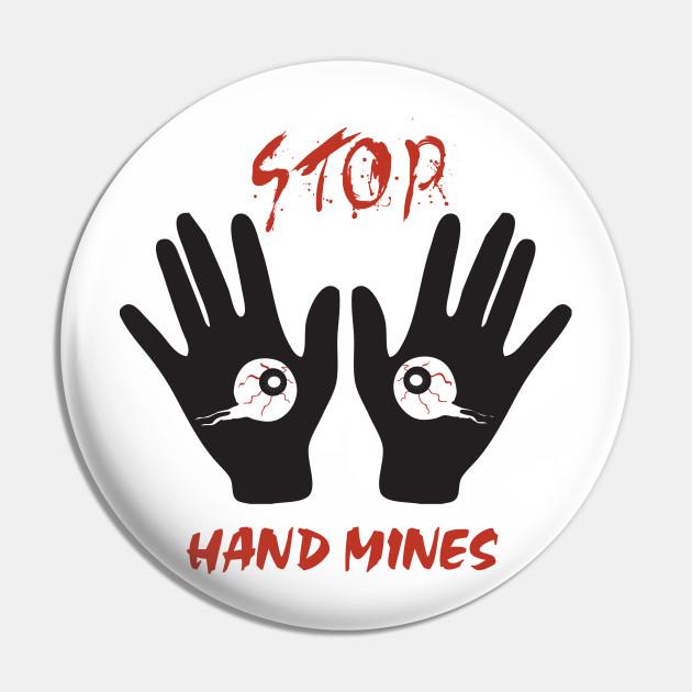 Stop Hand Mines