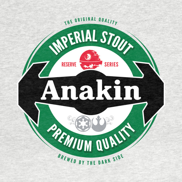 Anakin Imperial Stout Beer