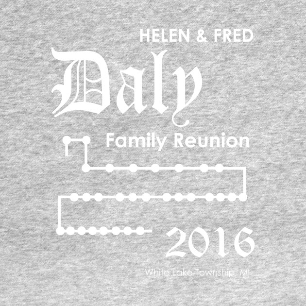 Daly Family Reunion 2016