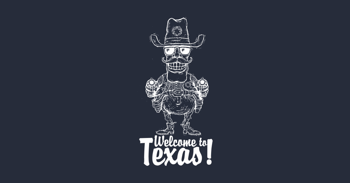 15b922a9caf Welcome to TEXAS! - Texas - Kids T-Shirt