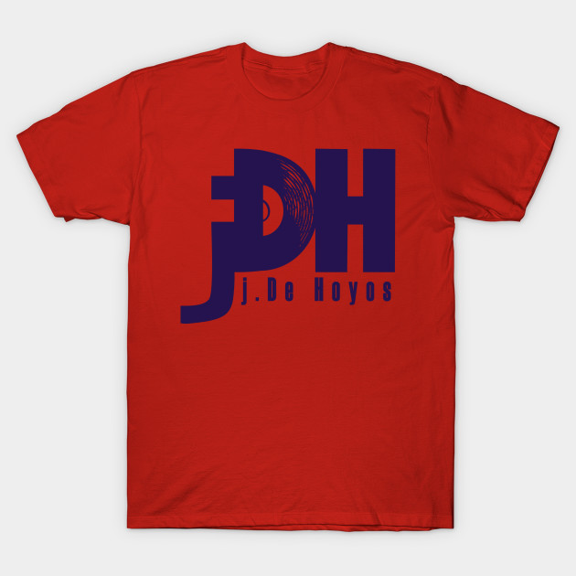 jDH : Purple/Red T-Shirt-TOZ