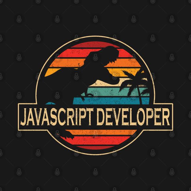 Javascript Developer Dinosaur