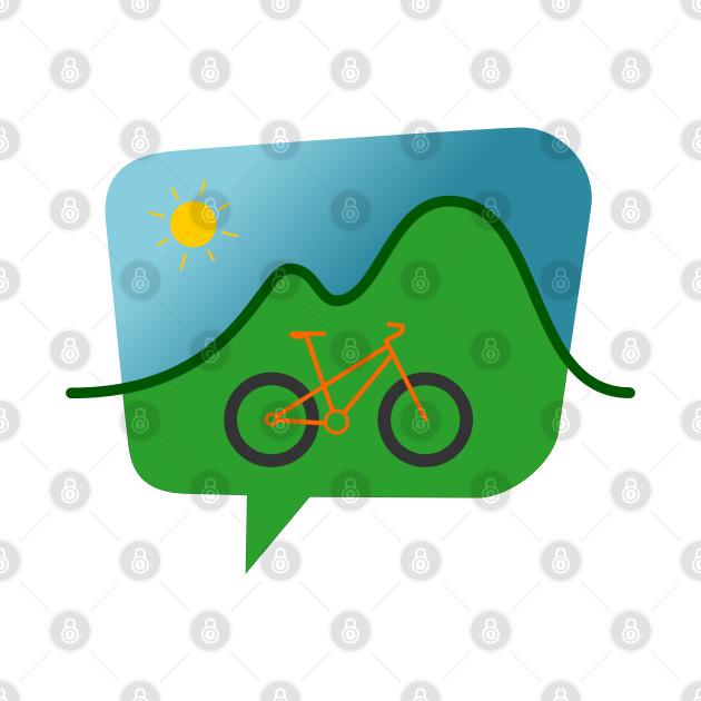 Talk bicycling