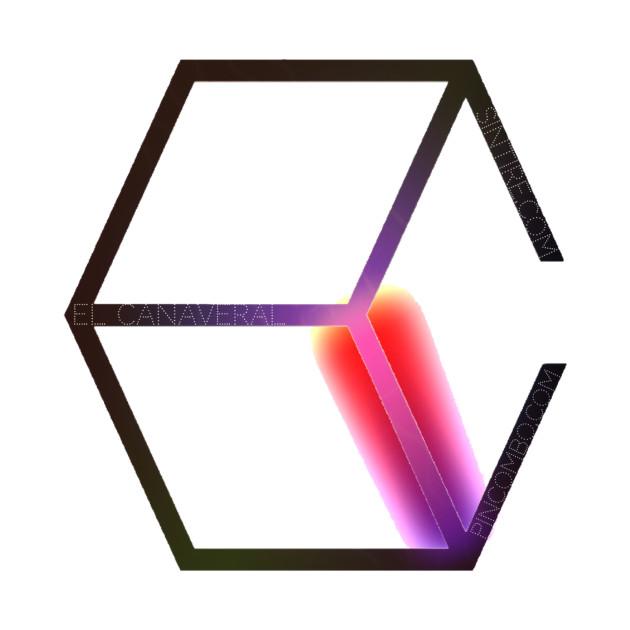 EL CANAVERAL Cube Logo