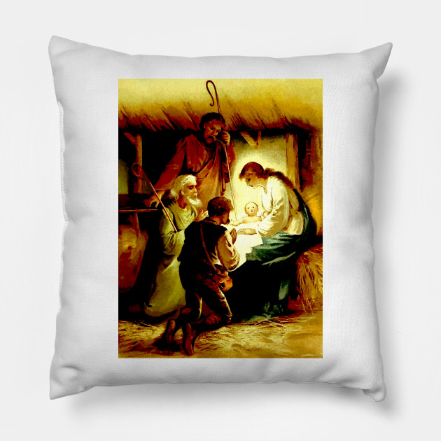 Nativity Scene Christmas Design