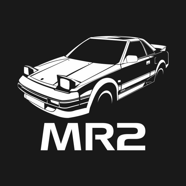 Toyota MR2 MK-1 Vintage
