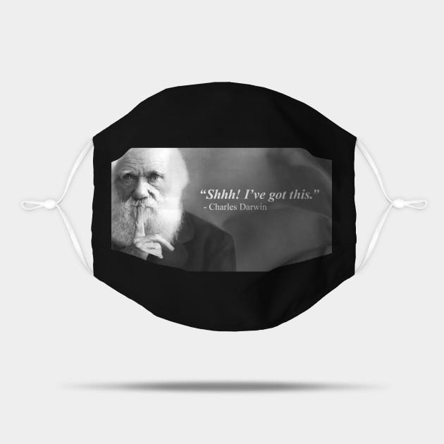 Darwin's got this