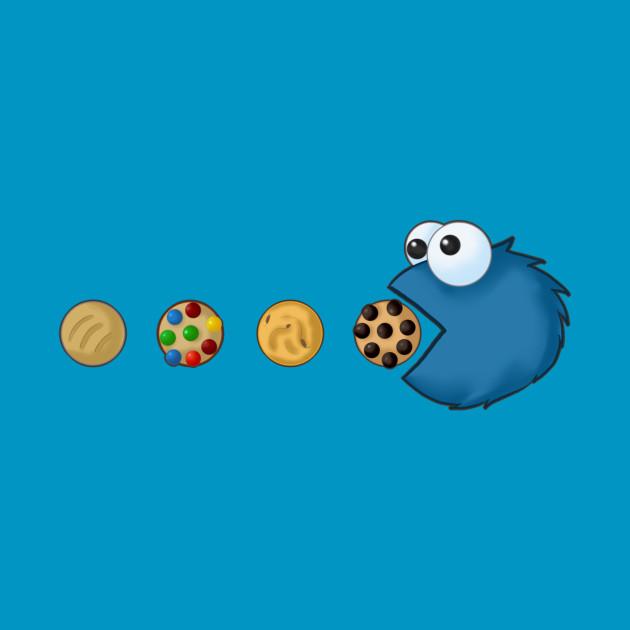 Cookie Monster Pacman