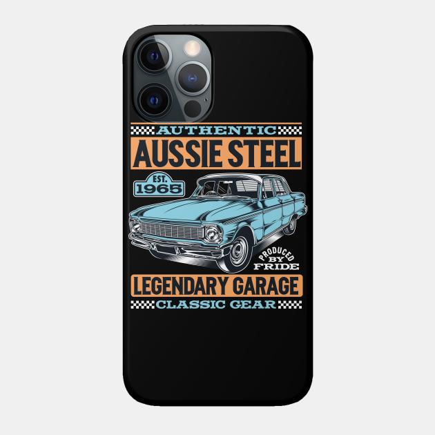 Classic vintage car design