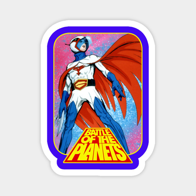Battle of the Planets/ G-Force