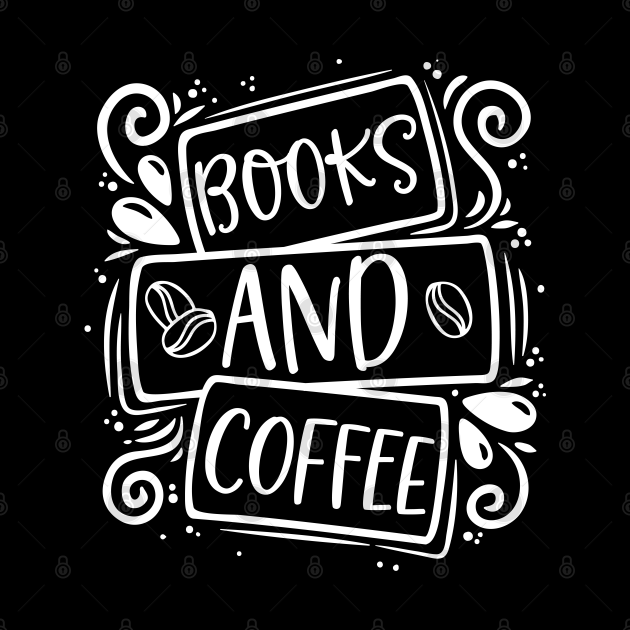 Book and Coffee Lover