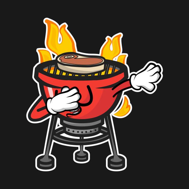 Dabbing BBQ Grill
