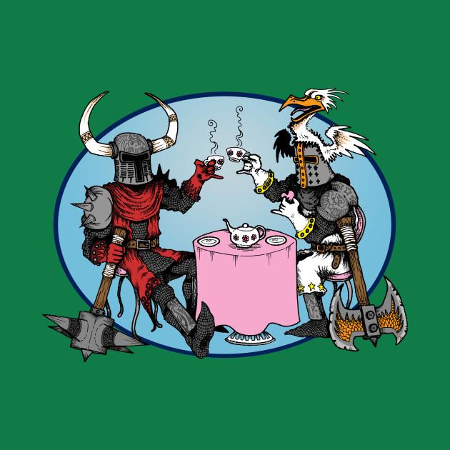 Crusader Tea