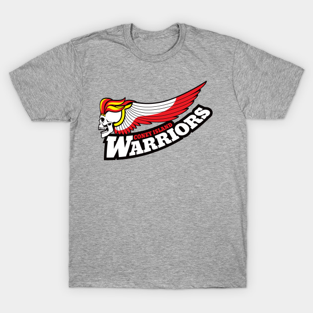 Warriors Come Out And Play T Shirt: Coney Island Warriors - Movies - T-Shirt